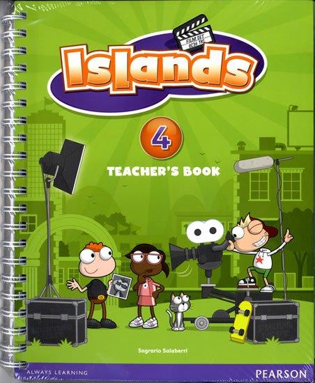Sardinas Dupaquier Carolyn, Barton Laurie: Islands 4 Teacher´s Test Pack