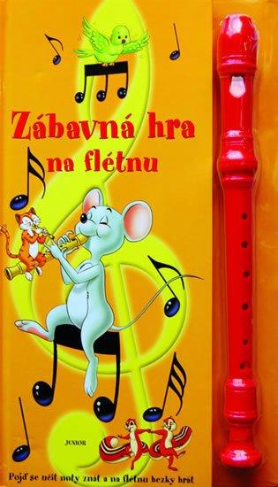 neuveden: Zábavná hra na flétnu