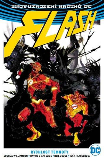 Williamson Joshua: Flash 2 - Rychlost temnoty
