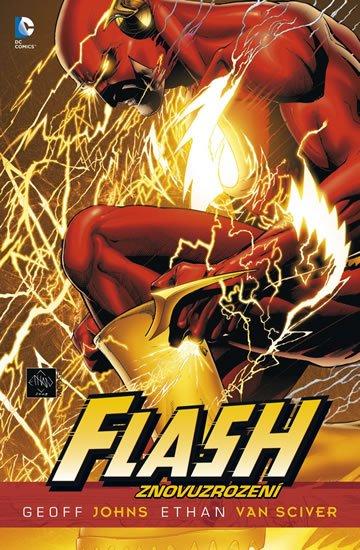Johns Geoff: Flash - Znovuzrození