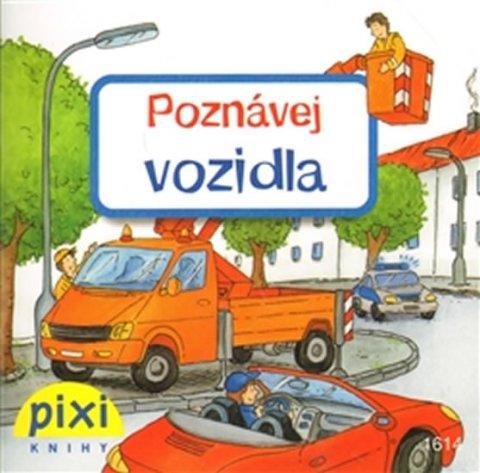 neuveden: Poznávej vozidla