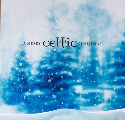 neuveden: A Merry Celtic Christmas - CD