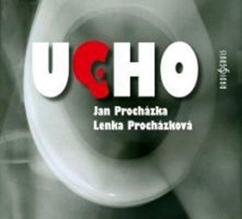 Procházka Jan, Procházková Lenka: Ucho - CD