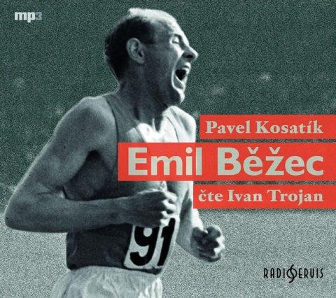 Kosatík Pavel: Emil Běžec - CDmp3 (Čte Ivan Trojan)