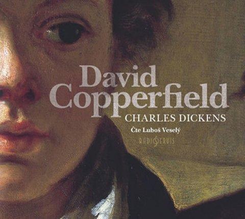 Dickens Charles: David Copperfield - CDmp3