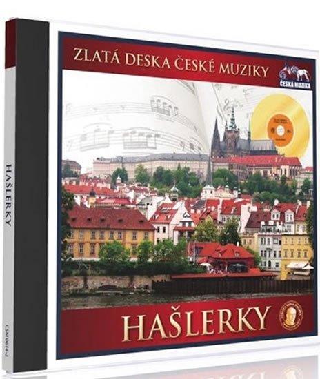 neuveden: Zlatá deska - Hašlerky - 1 CD