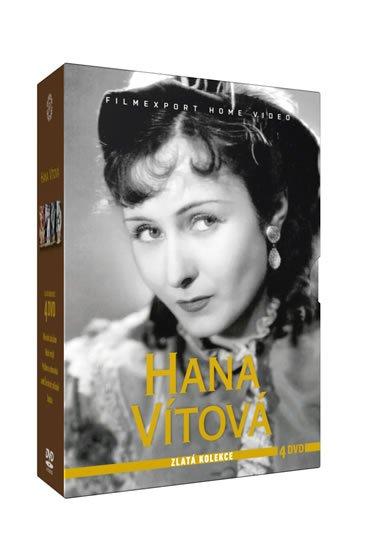 neuveden: Hana Vítová kolekce: Milování zakázáno + Noční motýl + Pytlákova schovanka