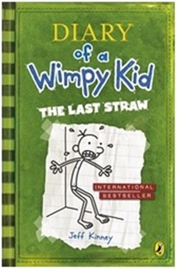 neuveden: Diary of a Wimpy Kid 3 - The Last Straw