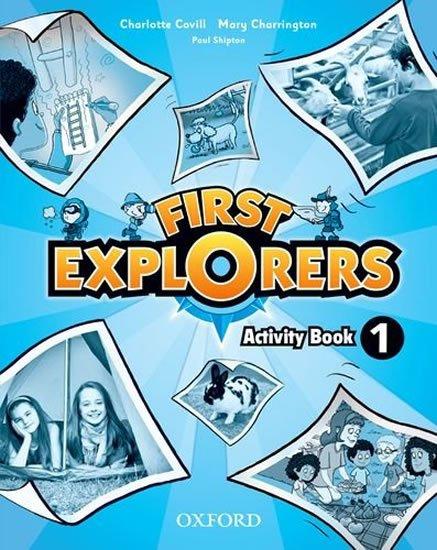 neuveden: First Explorers 1 Activity Book