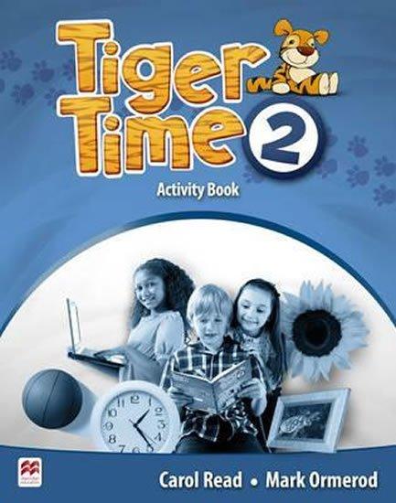 Read Carol: Tiger Time 2: Activity Book