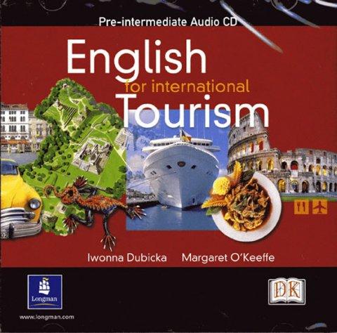 Dubicka Iwona: English for International Tourism Pre-Intermediate Class CD