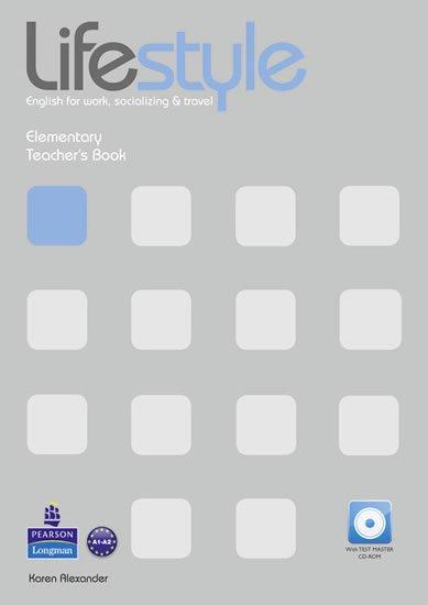Alexander Karen: Lifestyle Elementary Teacher´s Book w/ Test Master CD-ROM Pack