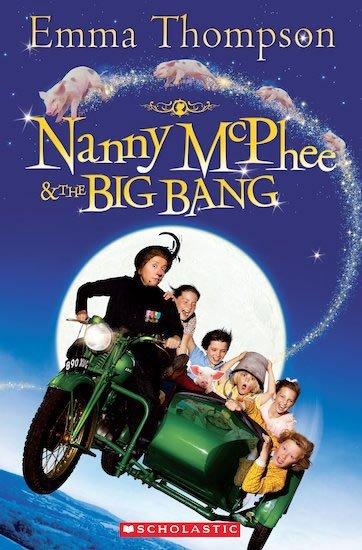 Thompson Emma: Level 3: Nanny McPhee & the Big Bang+CD (Popcorn ELT Primary Readers)