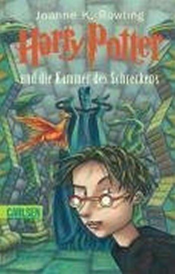 Rowlingová Joanne Kathleen: Harry Potter und die Kammer des Schreckens