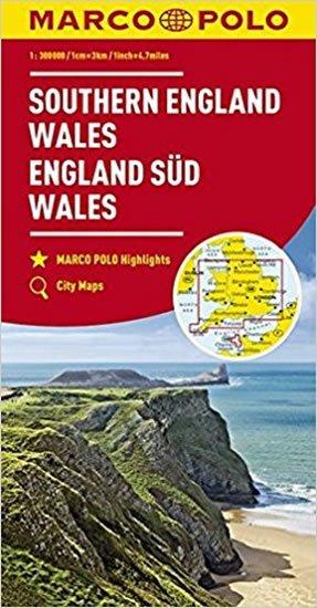 neuveden: Anglie - Angli jih, Wales 1:300T