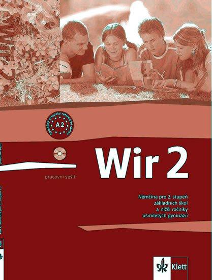 Motta Giorgio: Wir 2 - Pracovní sešit