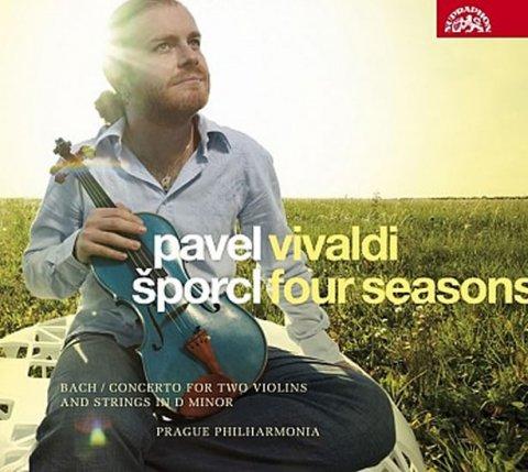 Šporcl Pavel: Čtvero ročních dob - Šporcl P. - CD