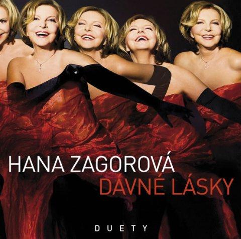 Zagorová Hana: Dávné lásky - CD