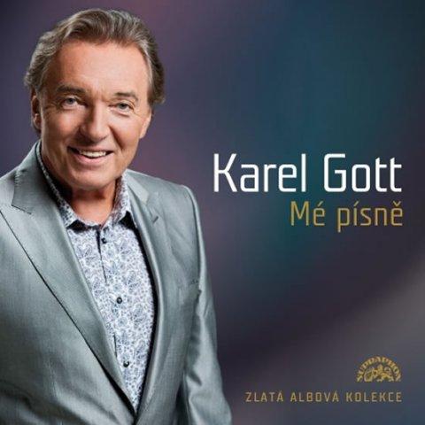 Gott Karel: Mé písně. Zlatá albová kolekce - 36CD