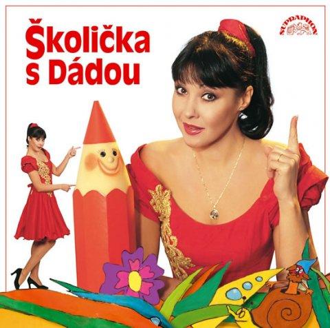 Patrasová Dáda: Patrasová Dáda - Školička s Dádou CD