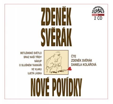Svěrák Zdeněk: Zdeněk Svěrák - Nové povídky  2CD