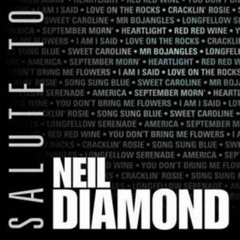 Diamond Neil: Neil Diamond - Salute Greatest hits - CD