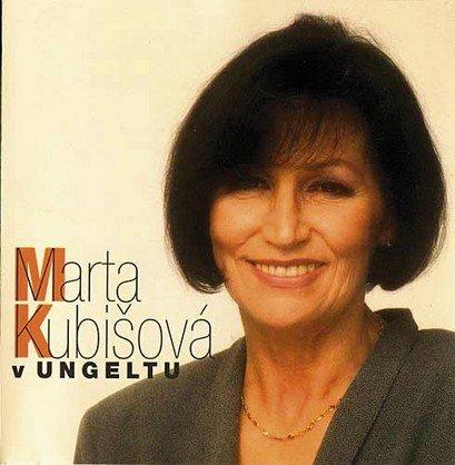 Kubišová Marta: Marta Kubišová - V Ungeltu - CD