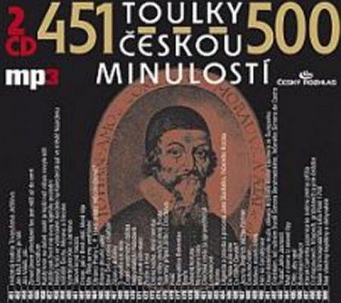 kolektiv autorů: Toulky českou minulostí 451-500 - 2CD/mp3
