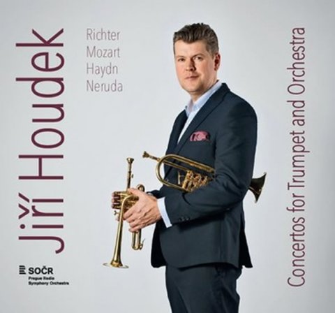 Houdek Jiří: Concertos for Trumpet and Orchestra - CD