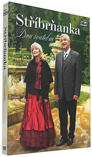 neuveden: Stříbrňanka - Den svatební - DVD