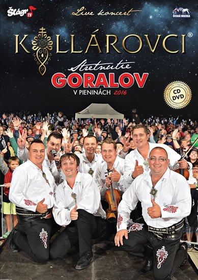 neuveden: Kollárovci live - CD + DVD
