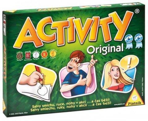 neuveden: Activity Original