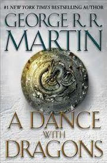Martin George R. R.: Dance With Dragons (Us Edition)
