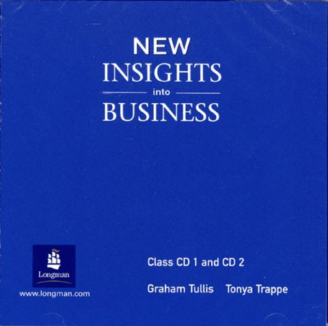Tullis Graham, Trappe Tonya: New Insights into Business Class CD 1-2