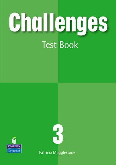 Mugglestone Patricia: Challenges 3 Test Book
