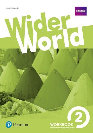 Edwards Lynda: Wider World 2 Workbook w/ Extra Online Homework Pack