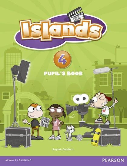 Lynn Sarah: Islands 4 Pupil´s Book plus PIN code