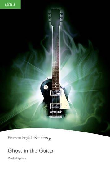 Shipton Paul: PER | Level 3: Ghost in the Guitar Bk/MP3 Pack