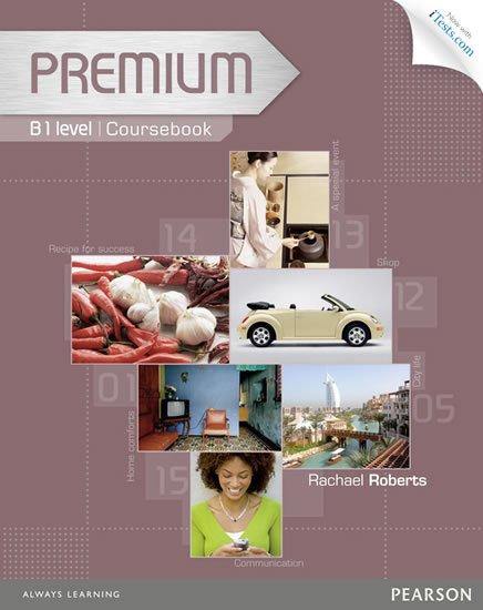 Roberts Rachael: Premium B1 CourseBook w/ Exam Reviser, Access Code/iTests CD-ROM Pack
