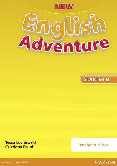 Lochowski Tessa, Bruni Cristiana: New English Adventure Starter B Teacher´s eText