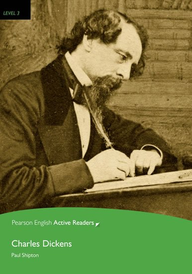 Dickens Charles: PEAR   Level 3: Charles Dickens Bk/Multi-ROM with MP3 Pack