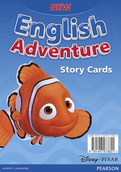 neuveden: New English Adventure Starter A Storycards