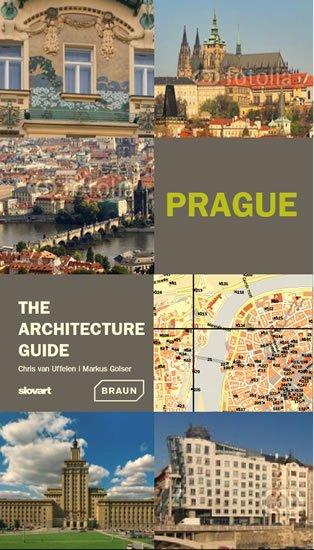 van Uffelen Chris, Golser Markus,: Prague - The Architecture Guide (AJ)