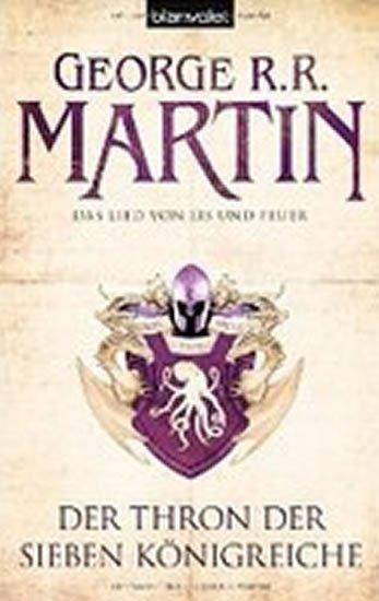 Martin George R. R.: Der Thron Der Sieben Konigreiche - Das Lied Von Eis Und Feuer