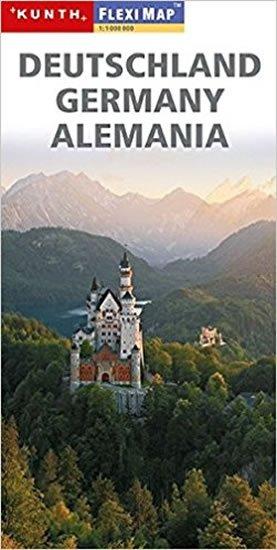 neuveden: Deutschland/Fleximap 1:1M KUN
