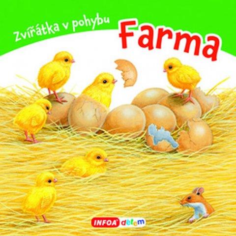 neuveden: Farma - Zvířátka v pohybu