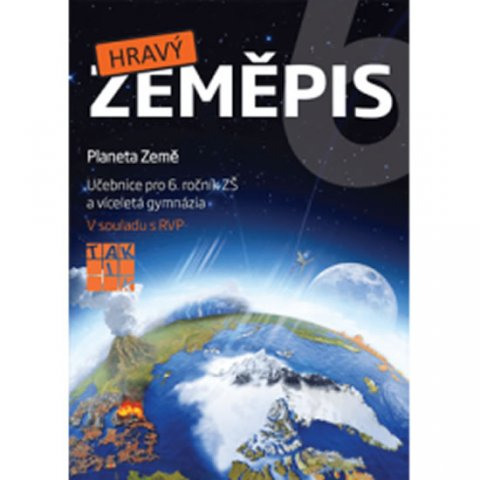 neuveden: Hravý zeměpis 6 - učebnice