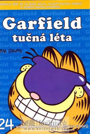 Davis Jim: Garfield tučná léta (č.24)