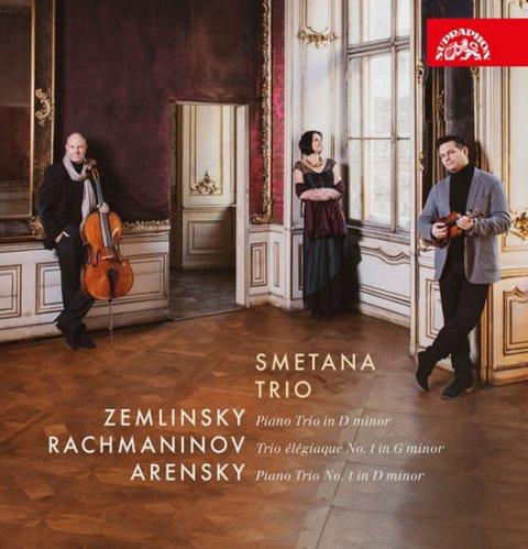 Smetanovo trio: Zemlinsky, Rachmaninov, Arensky - CD