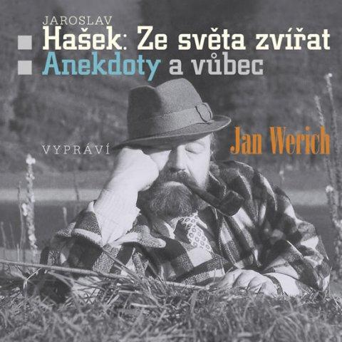 Werich Jan: Ze světa zvířat, anekdoty a vůbec - CD